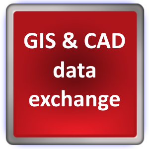 GIS and CAD data exchange
